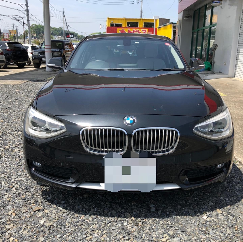 .新入荷♪『BMW1シリーズ』24年式63,500キロブラックメーカーナビバックモニター人気の外車☆コンパクトカー!通勤通学にも非常に乗り心地の良い運転のしやすい一台♪お手頃価格で会社が手に入るチャンスです!売れてしまう前に是非一度お問い合わせください!#中古車#車屋#コンパクトカー#BMW#外車#栃木の車#栃木県#宇都宮車屋#宇都宮#ガレージコンプリート#那須塩原車屋#ユニバーサルコンプリート#車買取#車販売#愉快だ宇都宮#買取愉快だ宇都宮